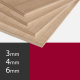 Veneered Plywood